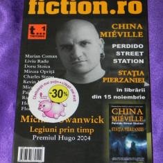 Revista sf FICTION.RO nr 1 (5780 - Carte SF