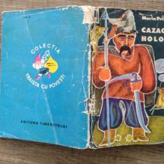 Cazacul Holota - Maria Prihara/ Traista cu povesti/ cu ilustratii - Carte de povesti