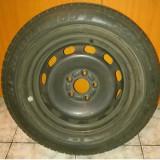 Janta otel 15 + anvelopa Dunlop SP Sport 200E 195-65-R15