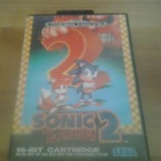 Sonic 2 - The Hedgehog - SEGA Mega Drive - Jocuri Sega, Actiune, 3+, Single player