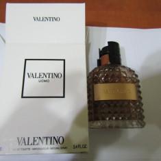 PARFUM TESTER VALENTINO UOMO -- 100 ML ---SUPER PRET! - Parfum barbati Valentino, Apa de toaleta