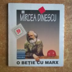 Mircea Dinescu – O betie cu Marx - Carte poezie
