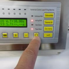 Masina imbuteliere suc necarbonatat filtrat - fara pulpa de fructe