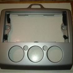 Rama radio cd & butoane AC pentru Ford Focus 2 - Rama adaptoare