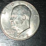 Moneda one dolar SUA 1972, America de Nord