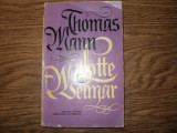 Lotte la Weimar de Thomas Mann, Alta editura