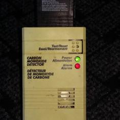 DETECTOR MONOXID CARBON - Senzor de fum