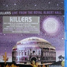 KILLERS THE Live From The Royal Albert Hall (bluray)