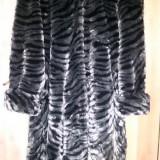 haina din blana xxl