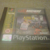 Area 51 - MIDWAY CLASSICS  - PS1