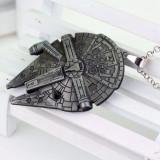 Pandantiv / Colier / Lantisor - Film Star Wars Millennium Falcon 3D - Pandantiv fashion