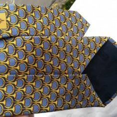 Cravata barbati matase naturala 100% GUCCI-RALPH-ETRO originale, Culoare: Din imagine