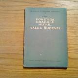 FONETICA GRAIULUI HUTUL DIN VALEA SUCEVEI - I. Patrut - Editura Academiei, 1957