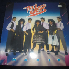 The Jets ‎– Magic _ vinyl, Lp, album, Germania - Muzica Dance Altele, VINIL