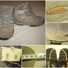 Bocanci MEINDL DigaFix GoreTex 7 =26cm ghete munte salewa lowa merrell scarpa - Incaltaminte outdoor, Marime: 40