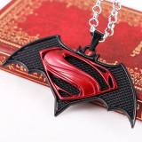 Pandantiv / Colier / Lantisor - Batman VS Superman Dawn of Justice Logo - Pandantiv fashion