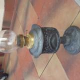 Lampa antica pe petrol