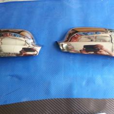 Oglinzi cromate vw golf4, vw bora, vw passat b5 (96-99)-inox metal - Oglinda, Volkswagen