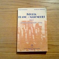 ISTORIA FRANC-MASONERIEI * Nodul Gorgian: 1960-1968 (vol.3) - R. Comanescu - Carte masonerie