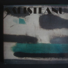 DAN GRIGORESCU - ION SALISTEANU {album autograf si dedicatie ION SALISTEANU} - Album Arta