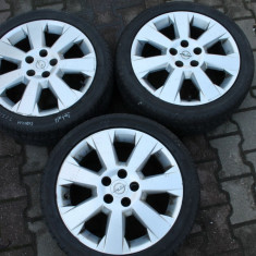 Jante genti roti opel R17 et41 originale - Janta aliaj Opel, Latime janta: 7, Numar prezoane: 5, PCD: 110