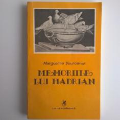 Marguerite Yourcenar - Memoriile lui Hadrian {1983} - Roman