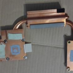 Heatsink radiator mySN XMG5 & Clevo M860TU 6-31-m860n-802 - Cooler laptop