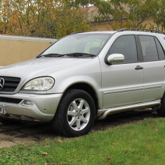 Mercedes ML 270 Facelift 7 locuri, 2.7 CDI, an 2003, Motorina/Diesel, 19900 km, 2685 cmc, Clasa M