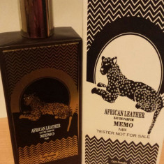 PARFUM TESTER MONT BLANC AFRICAN LEATHER 75ML - Parfum femeie