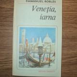 Venetia Iarna de Emmanuel Robles, Alta editura