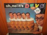 -Y- DEVO - OH, NO ! IT S DISC VINIL LP