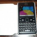 Nokia ASHA 210 - Telefon Nokia, Negru, Nu se aplica, Vodafone, Fara procesor