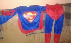 Costum Superman 6-8 ani foto