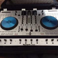Controller Numark 4trak + geanta de transport - Console DJ Altele