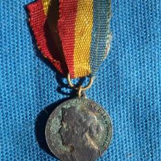 MEDALIE REGINA MARIA - Medalii Romania