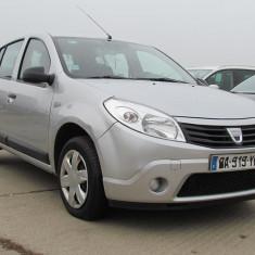 Dacia Sandero, 1.4 benzina+gaz gpl, an 2010, 61000 km, 1390 cmc