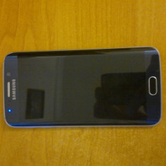 Samsung galaxy s6 edge - Telefon Samsung, Negru, 32GB, Orange