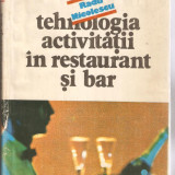 Tehnologia activitatii in restaurant si bar