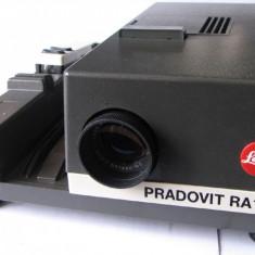 Diaproiector Leitz Pradovit 152 - Accesoriu Proiectie Aparate Foto