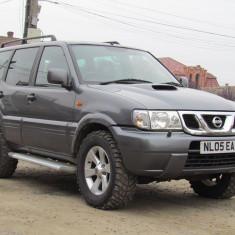 Nissan Terrano 7 locuri, 2.5 Diesel, an 2005, Motorina/Diesel, 199000 km, 2953 cmc