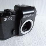 Aparat foto Revueflex 3003 negru cu husa de piele