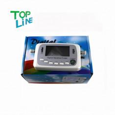 Aparat de reglat antene tv satelit-focus, telekom, orange, digi