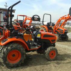 Tractor nou, 4x4 de 22Pp au 28CP Kioti CK22M /CK2810 pt.solar, vie. livada - Utilitare auto PilotOn