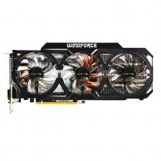 Placa video gaming GIGABYTE GeForce GTX 760 OC WindForce 3X 4GB DDR5 256-bit - Placa video PC Gigabyte, PCI Express, 3 GB, nVidia
