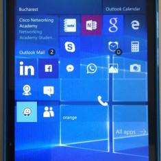 Lumia 640 LTE [4G] (liber de retea) - Telefon Microsoft, Bleu, Neblocat