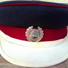 Cascheta militie circulatie anii '80 fara cuc