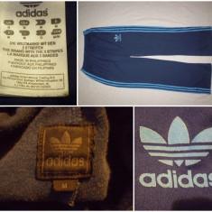Pantaloni Adidas Originals (M) trening casual sport retro vintage - Pantaloni barbati, Marime: M, Culoare: Din imagine