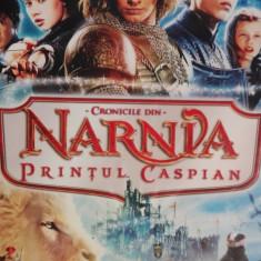 Cronicile din Narnia Printul Caspian film - Film actiune disney pictures, DVD, Romana