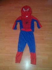 Costum Spiderman 6-7 ani foto