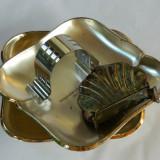 Lot obiecte argintate, Tava